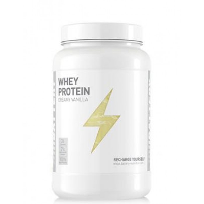 Battery Nutrition - Whey Protein / 800g.