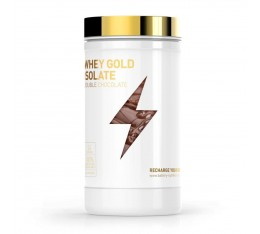 Battery Nutrition - Whey Gold Isolate / 600g. Хранителни добавки, Протеини, Суроватъчен протеин
