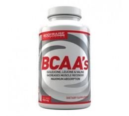 Bodyraise - BCAA / 100 tabs. Хранителни добавки, Аминокиселини, Разклонена верига (BCAA)