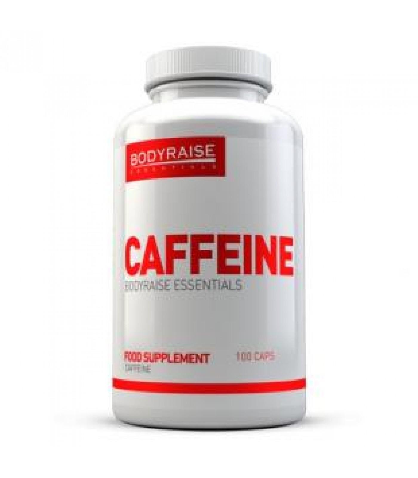 Bodyraise - Caffeine / 100caps.