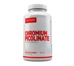 Bodyraise - Chromium Picolinate / 100 caps. Хранителни добавки, Витамини, минерали и др., Хром Пиколинат