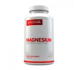 Bodyraise - Magnesium / 60 caps. Хранителни добавки, Витамини, минерали и др., Магнезий