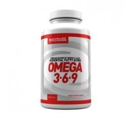 Bodyraise - Omega 3-6-9 / 80 softgels Хранителни добавки, Мастни киселини, Рибено масло