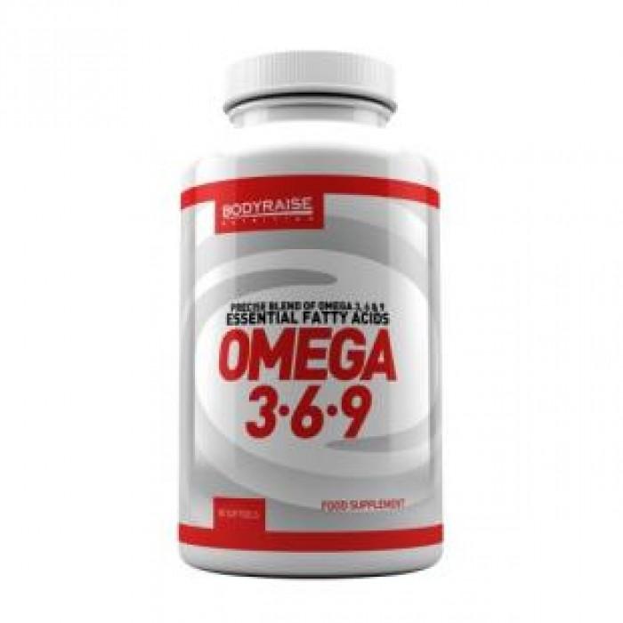 Bodyraise - Omega 3-6-9 / 80 softgels