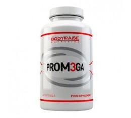Bodyraise - Prom3ga / 60 softgels Хранителни добавки, Мастни киселини, Рибено масло