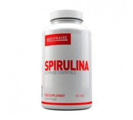 Bodyraise - Spirulina / 100tabs. Хранителни добавки, Здраве и тонус, Зелени храни