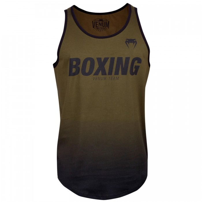 Потник - Venum Boxing VT Tank Top - Khaki/Black​