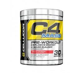 Cellucor - C4 Mass / 1200 gr. Хранителни добавки, Гейнъри за покачване на тегло, Гейнъри