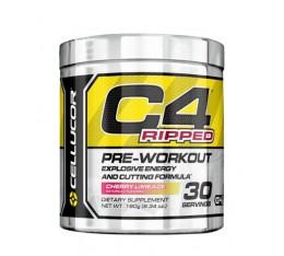 Cellucor - C4 Ripped / 180 gr. Хранителни добавки, Азотни/напомпващи, Отслабване, Фет-Бърнари, Енергийни продукти