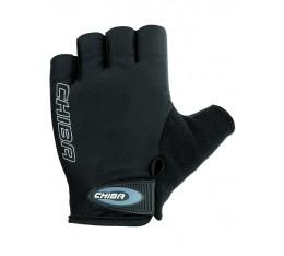 Chiba - Фитнес ръкавици - Allround - черен цвят Фитнес аксесоари, Мъжки ръкавици за фитнес