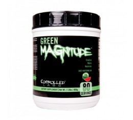 Controlled Labs - Green MAGnitude / 418gr. Хранителни добавки, Креатинови продукти, Креатинови Матрици