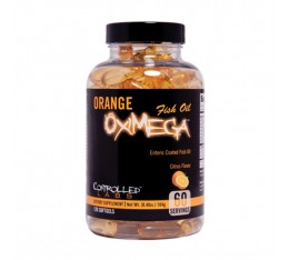 Controlled Labs - OxiMega Fish Oil​ / 120softgels