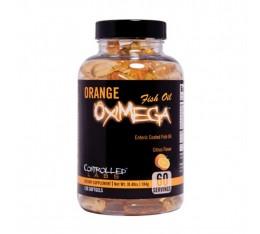 Controlled Labs - OxiMega Fish Oil / 120softgels Хранителни добавки, Мастни киселини, Рибено масло