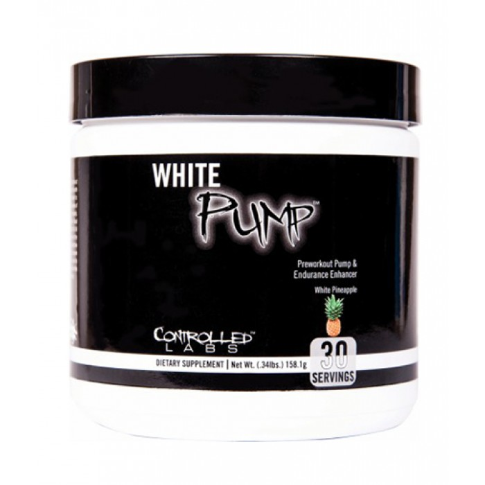 Controlled Labs - White Pump / 160 gr.