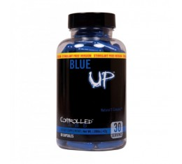 Controlled Labs - Blue UP Stimulant-Free / 60caps.