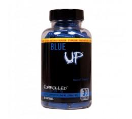 Controlled Labs - Blue UP Stimulant-Free / 60caps. Хранителни добавки, Стимулатори за мъже