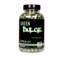 Controlled Labs - Green Bulge / 150caps. Хранителни добавки, Креатинови продукти, Креатинови Матрици