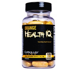 Controlled Labs - Orange Health IQ / 90 tabs.