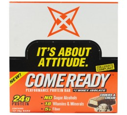 CRN - Come Ready Protein Bar / 76 gr.