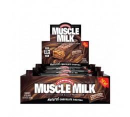 CytoSport - Muscle Milk Protein Bar Box / 8 x 73 gr. Хранителни добавки, Протеини, Протеинови барове