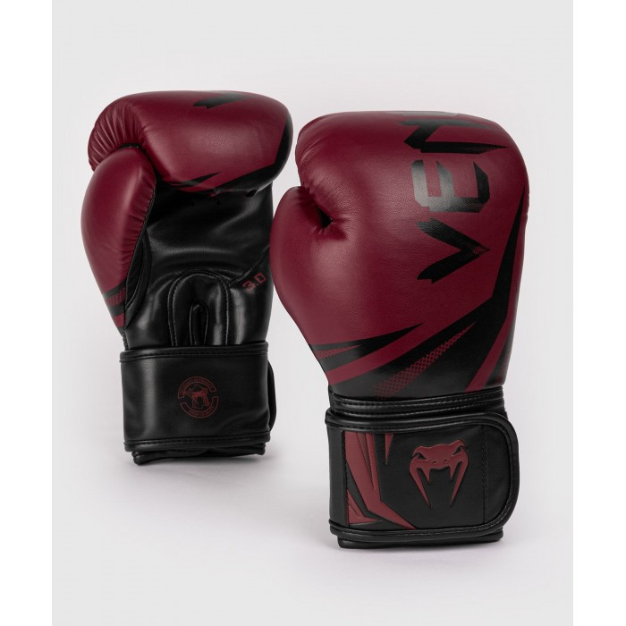 Боксови ръкавици - Venum Challenger 3.0 Boxing Gloves - Bordeaux​