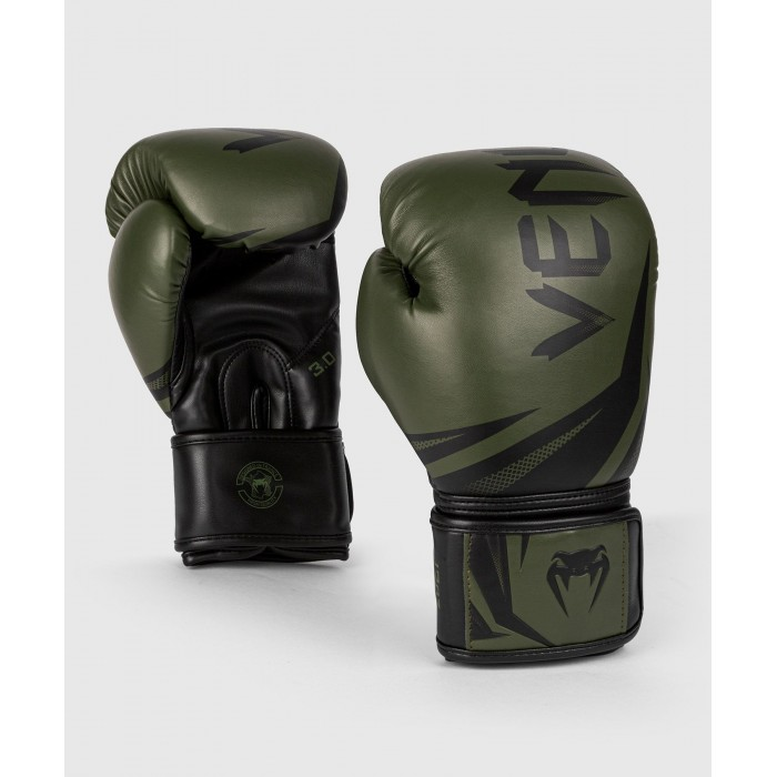 Боксови ръкавици - Venum Challenger 3.0 Boxing Gloves - Khaki/Black​