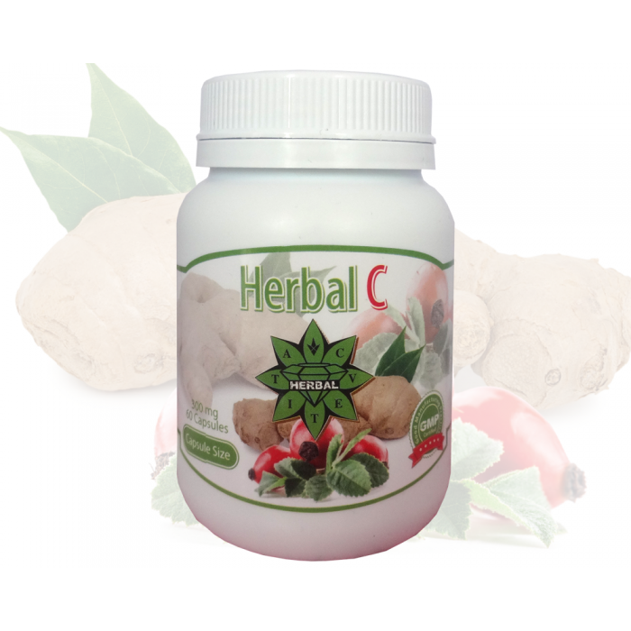 CVETITA HERBAL - HERBAL C / 60 caps.