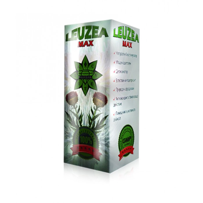 CVETITA HERBAL - Leuzea MAX