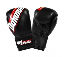 Dominator - Боксови ръкавици / Dominator Printing - черни Бойни спортове и MMA, Боксови ръкавици, Черен Петък