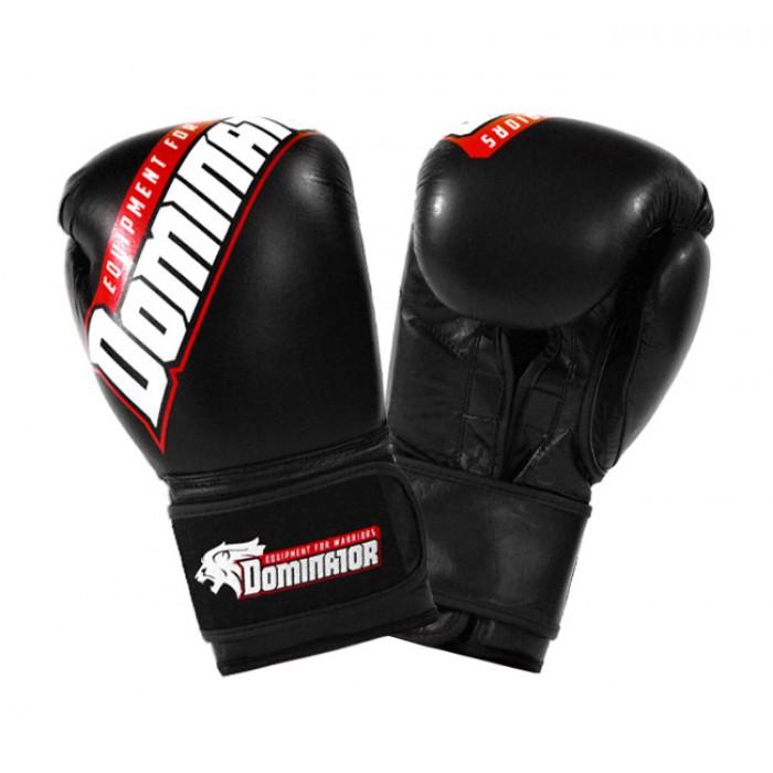 Dominator - Боксови ръкавици / Dominator Printing - черни