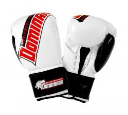 Dominator - Боксови ръкавици / Dominator Printing - бели Бойни спортове и MMA, Боксови ръкавици, Черен Петък