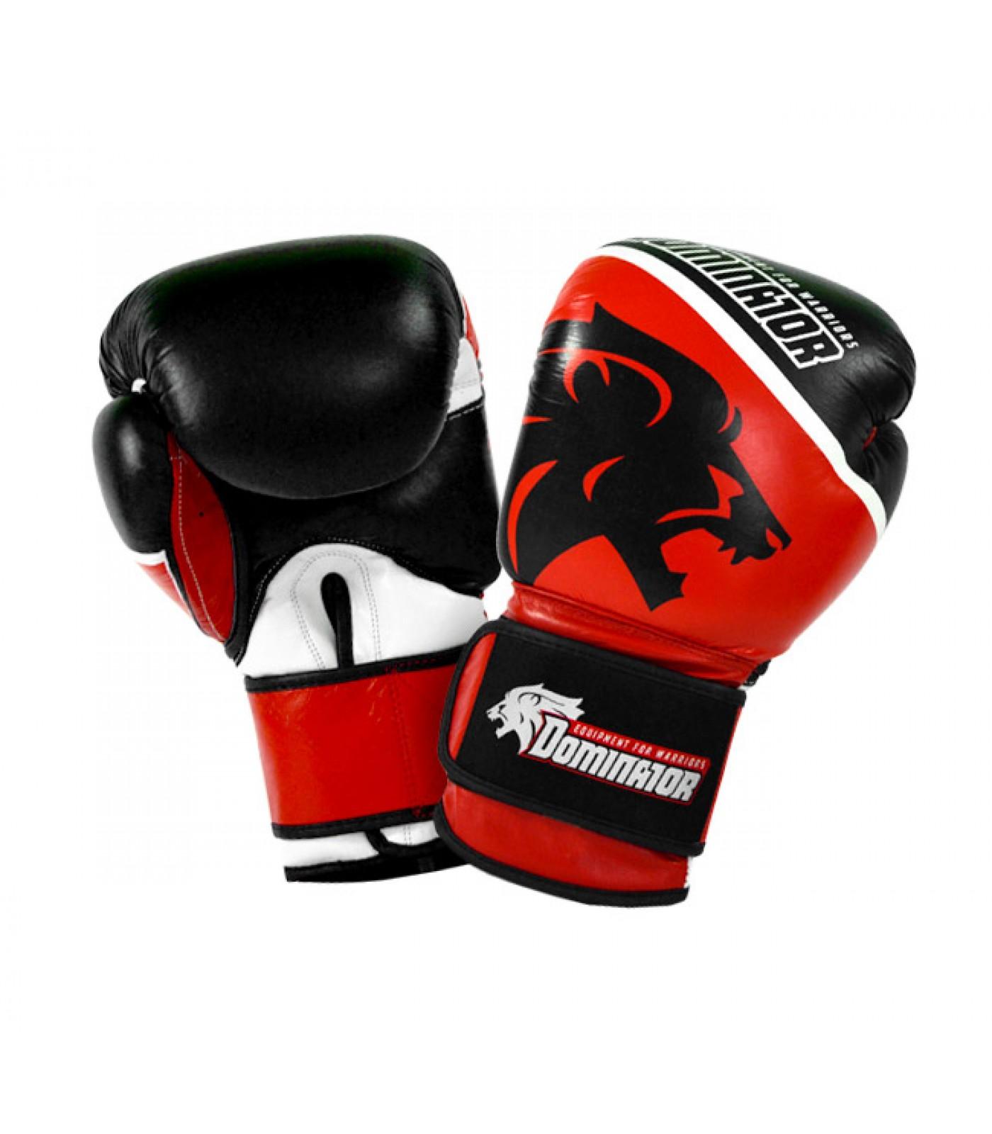 Dominator - Боксови ръкавици / Black Lion