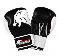 Dominator - Боксови ръкавици / Lion (естествена кожа) Бойни спортове и MMA, Боксови ръкавици
