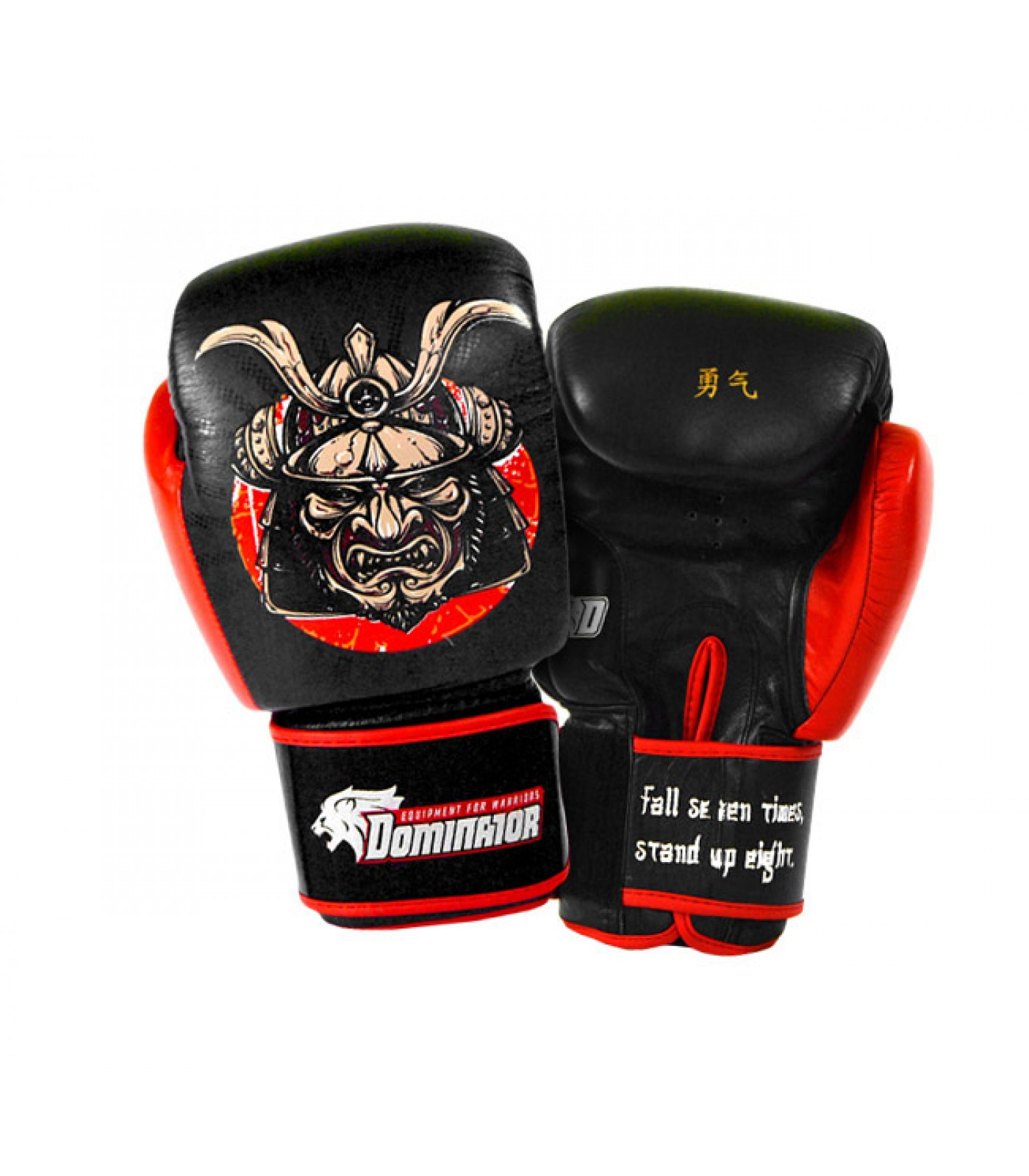 Dominator - Боксови ръкавици / Samurai