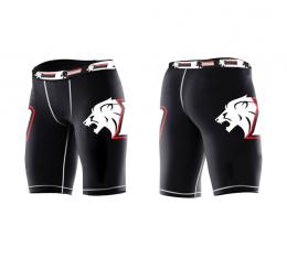 Dominator - Тренировъчен клин с къси крачоли Бойни спортове и MMA, Спортни облекла и Дрехи, Къси гащета, Клинове за мъже, Клинове