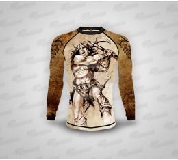 Dominator - Рашгард - Savage Бойни спортове и MMA, Спортни облекла и Дрехи, Рашгарди, Черен Петък