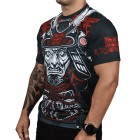 Dominator - Тениска Bushido Warrior / червена