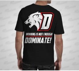 Dominator - Тениска - Dominate Спортни облекла и Дрехи, Тениски