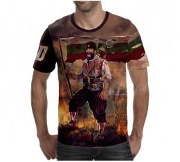 Dominator - Тениска 'Революция' Тениски