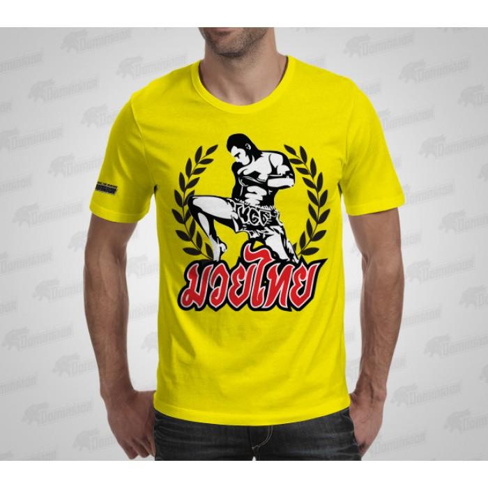 Dominator - Тениска - Muay Thai