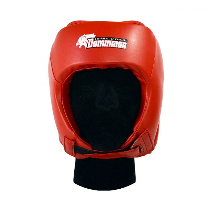 Dominator - Боксова каска / Червена