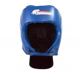 Dominator - Боксова каска / Синя Бойни спортове и MMA, Протектори за глава