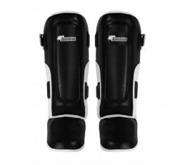 Dominator - Протектори за крака / Kick Boxing (естествена кожа) Бойни спортове и MMA, Протектори за крака