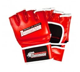 Dominator - ММА ръкавици / Червени Бойни спортове и MMA, MMA/Граплинг ръкавици