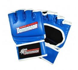 Dominator - ММА ръкавици / Сини Бойни спортове и MMA, MMA/Граплинг ръкавици