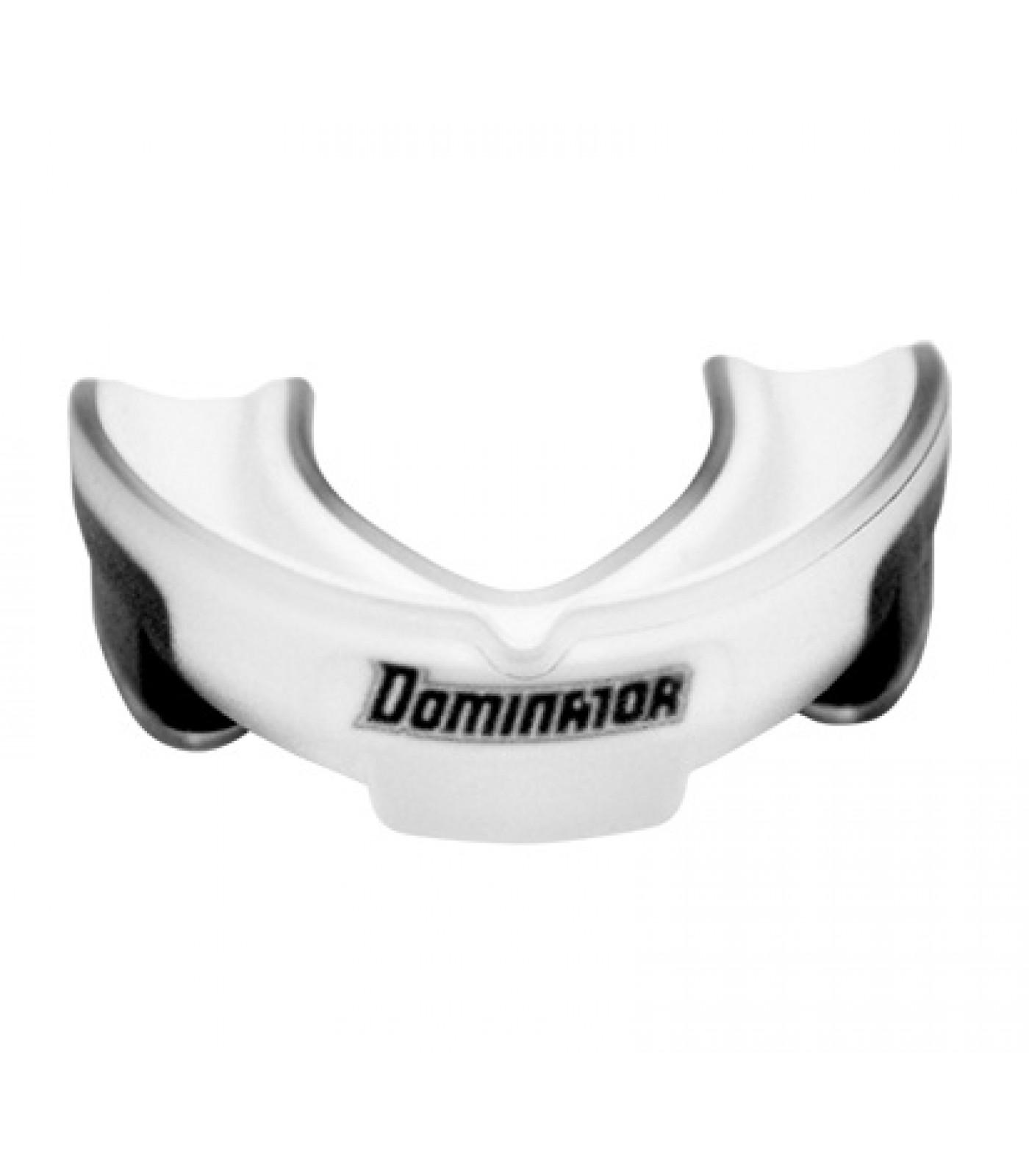Dominator - Протектор за уста PRO / White