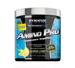 Dymatize - Aminopro with caffeine / 30serv. Хранителни добавки, Аминокиселини, Разклонена верига (BCAA)