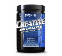 Dymatize - Creatine Monohydrate / 500 gr Хранителни добавки, Креатинови продукти, Креатин Монохидрат