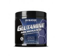 Dymatize - Glutamine / 300gr Хранителни добавки, Аминокиселини, Глутамин