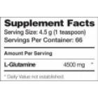 Dymatize - Glutamine / 300gr